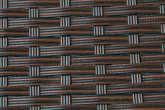 Plastic weave pattern background Royalty Free Stock Photography