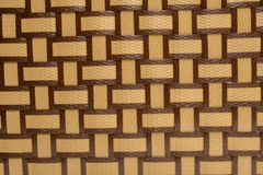 Plastic weave pattern background. Plastic weave pattern texture background Royalty Free Stock Image