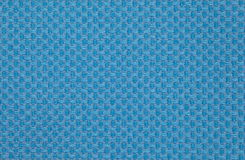 Plastic weave pattern Royalty Free Stock Photography