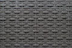 Plastic weave pattern texture and background Stock Photos
