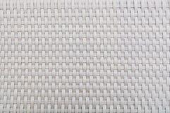 Plastic weefselpatroon Stock Fotografie