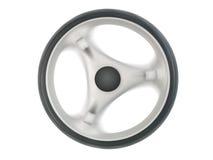 Plastic wheel Royalty Free Stock Photos