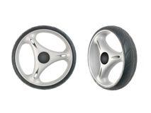 Plastic wheel Stock Photo
