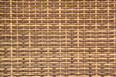 Plastic wicker background Stock Image