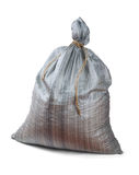 Plastic woven sack Stock Photography