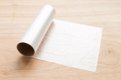 Plastic wrap Royalty Free Stock Photography