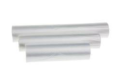 Plastic wrap Stock Photo