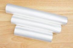 Plastic wrap Stock Photography