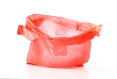 Plastic Zak Royalty-vrije Stock Afbeeldingen