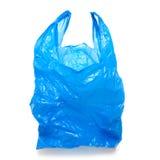 Plastic zak Stock Foto's