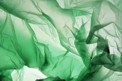 Plastic zakconcept Het polyethyleen kan als achtergrond gebruiken Lichte kleuren Malplaatje voor kaart, affiche, bannerontwerp Kl stock foto
