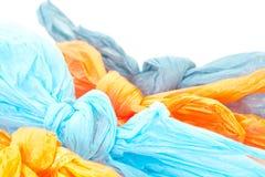 Plastic zakken Stock Afbeeldingen
