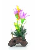 Plastica del fiore Immagini Stock Libere da Diritti