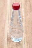 Plastica delle bottiglie di acqua Fotografie Stock