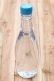 Plastica delle bottiglie di acqua Fotografia Stock Libera da Diritti