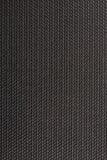 Plastica nera strutturata Fotografie Stock