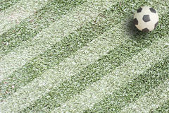 plasticine ποδοσφαίρου στοκ φωτογραφίες με δικαίωμα ελεύθερης χρήσης