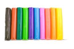 Plasticine Stock Afbeelding
