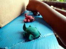 plasticine Foto de archivo libre de regalías
