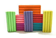 Plasticine Royalty Free Stock Images