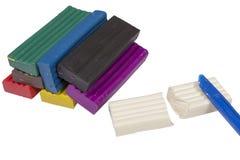 Plasticine Stock Images