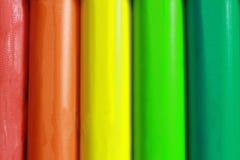 Plasticine Stock Photography