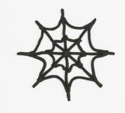 Plasticine Spider Web. Stock Photography