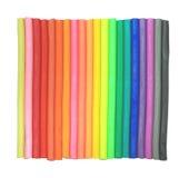 Plasticine stick Royalty Free Stock Photo