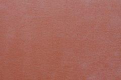 Plastick背景或纹理褐色 免版税库存图片