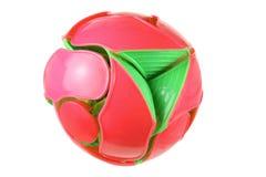 Plastikball stockfotografie