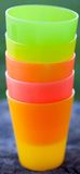 Plastikcup Stockfotografie