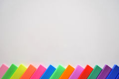 Plastikdornstange Lizenzfreie Stockbilder