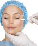 plastikkirurgi Fotografering för Bildbyråer