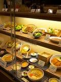 plastikowe jedzenie Obrazy Stock