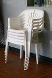 plastikowe krzesło Obrazy Royalty Free