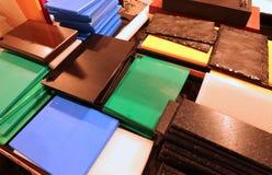 Plastikowe tnące deski dla sprzedaży wysoki licytant fotografia royalty free