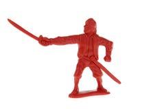 plastikowe zabawki pirata Obraz Stock