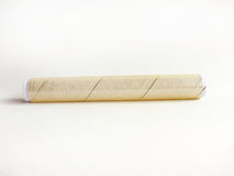 Plastikowego opakunku rolka Obraz Stock