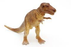 Plastikowy dinosaur Obraz Stock