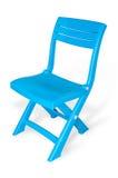 Plastikowy krzesło Zdjęcia Stock