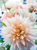 Plastikowy kwiat Fotografia Stock