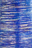 Plastikowy tło zdjęcie stock