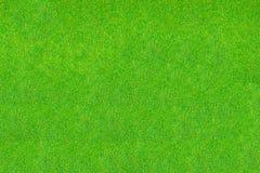 Plastikowy trawy pole dla tła Zdjęcie Royalty Free