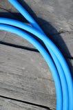 Plastikowy wąż elastyczny Obrazy Stock