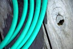 Plastikowy wąż elastyczny Zdjęcie Stock
