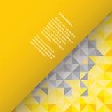 Plastikowy wektoru kwadrata szablon z przestrzenią dla twój zawartości. Col Royalty Ilustracja