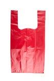 Plastikowy worek Zdjęcia Royalty Free