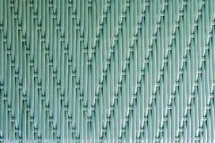Plastikrattan-Webart (1) Stockbild