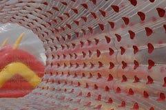 Plastikspiele Stockbild
