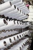 Plastiktasche industriell stockfotografie